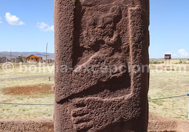 Vestiges de Tiwanaku