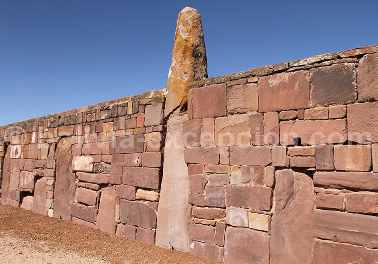 Lieu de culte de Tiwanaku