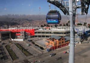 Téléphérique, La Paz