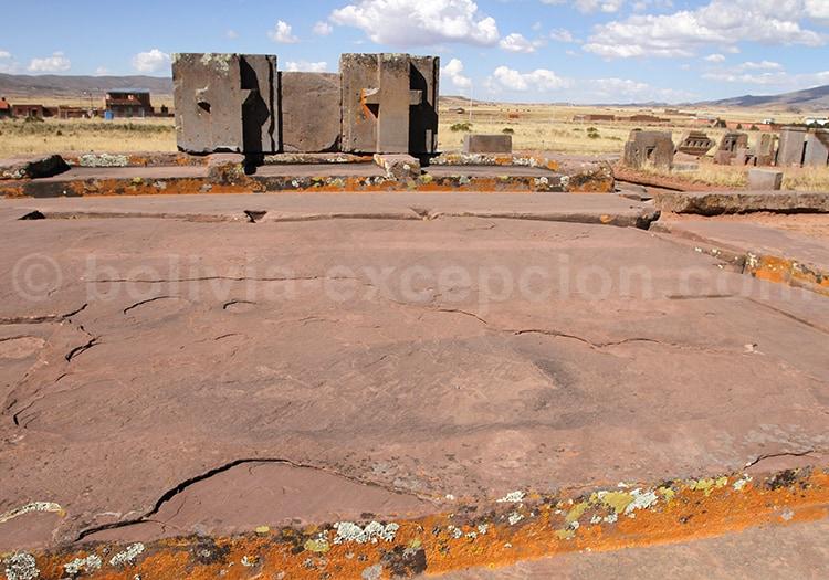 Site archéologique de Puma Punku