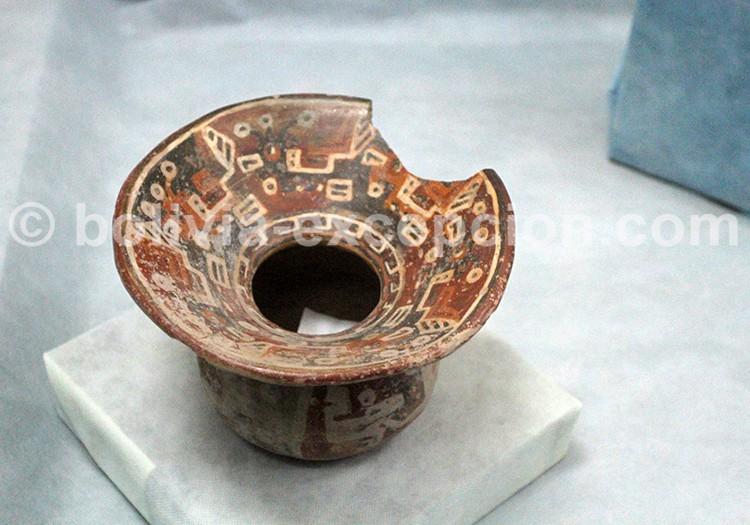 Musée de la céramique, Tiwanaku
