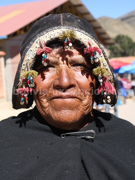 Visages de Bolivie