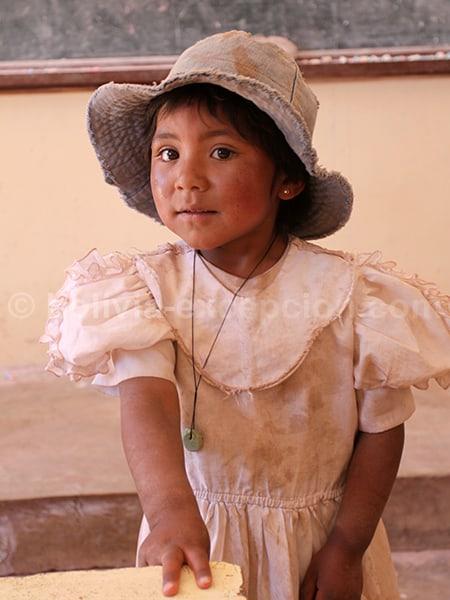 Visages de Bolivie