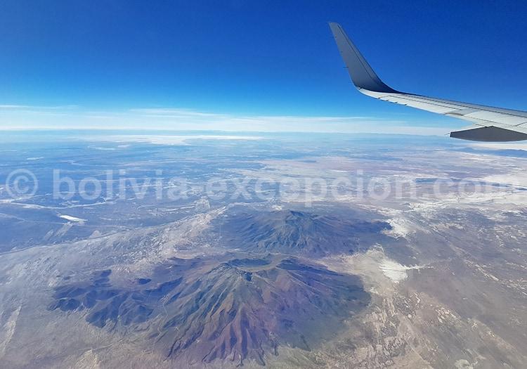 Cerros Huachacalla et Churunazo
