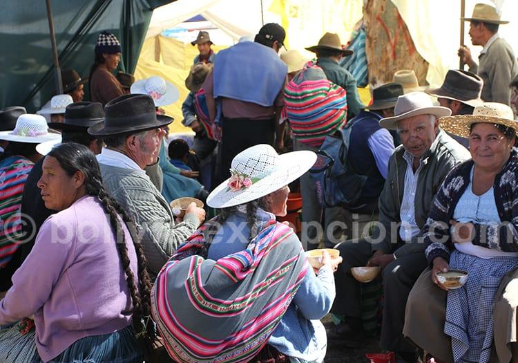 Scènes de rue, Bolivie