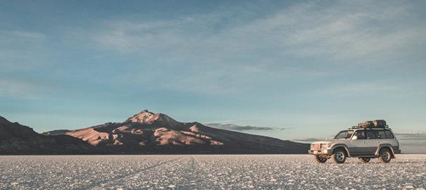 Salar d'Uyuni, Bolivie avec Bolivia Excepción by Igor Vera