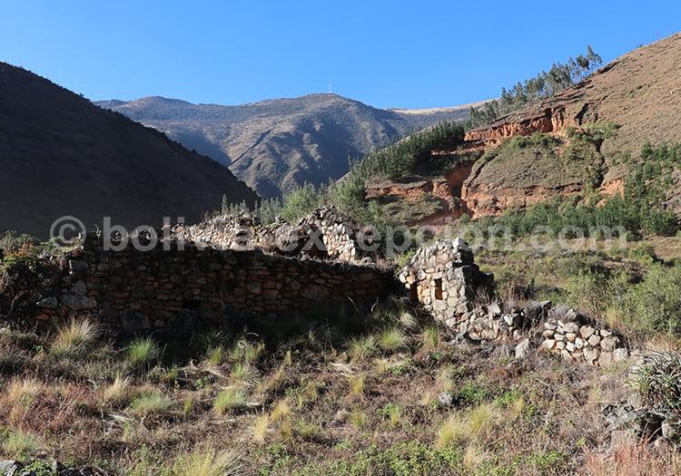 La fortaleza de Incallajta, Cochabamba, avec l'agence de voyage Bolivia Excepción