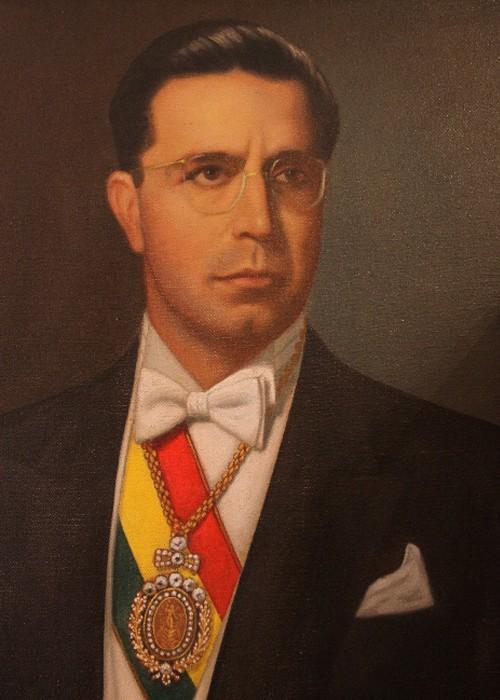 Ángel Víctor Paz Estenssoro