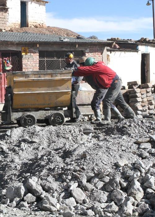 Exploitations minieres bolivie