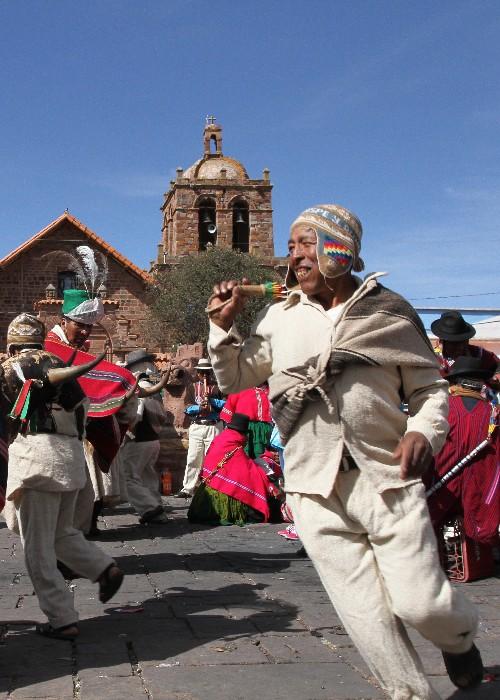 Fêtes populaires en Bolivie