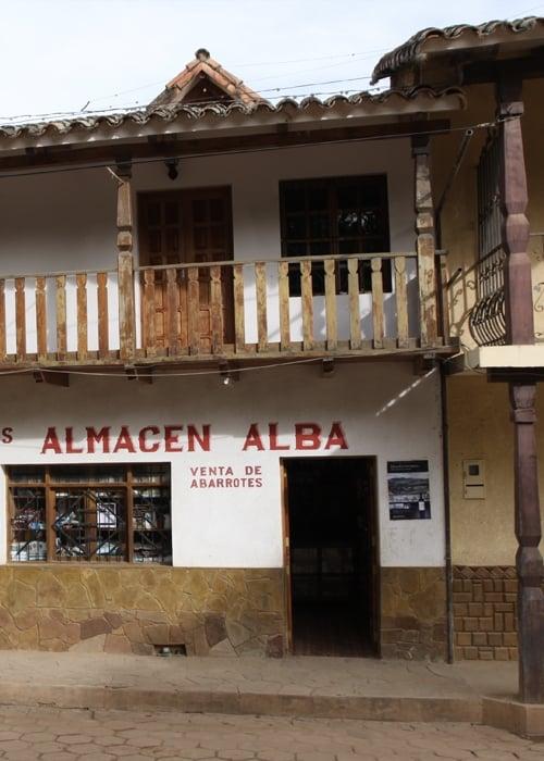 L'architecture en Bolivie, le style colonial