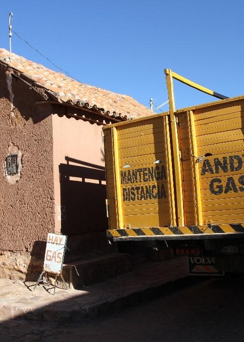 L'économie du gaz en Bolivie 1