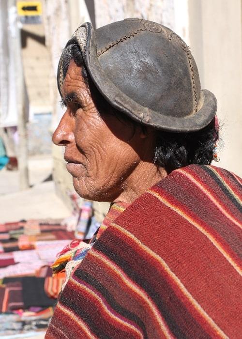 Les coiffes traditionnelles de Bolivie