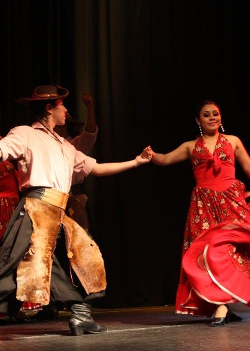 Les danses folkloriques de Bolivie