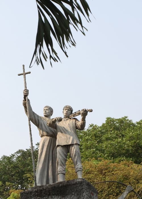 Les jésuites en Bolivie ZOOMER