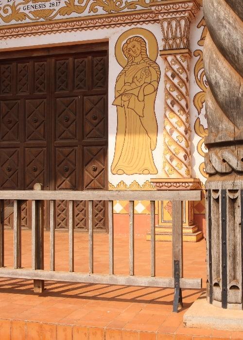 Les réductions jésuites de La Chiquitania
