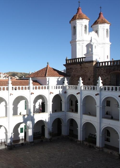 Les sites UNESCO de Bolivie