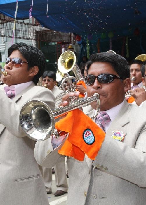Musique et instruments en Bolivie
