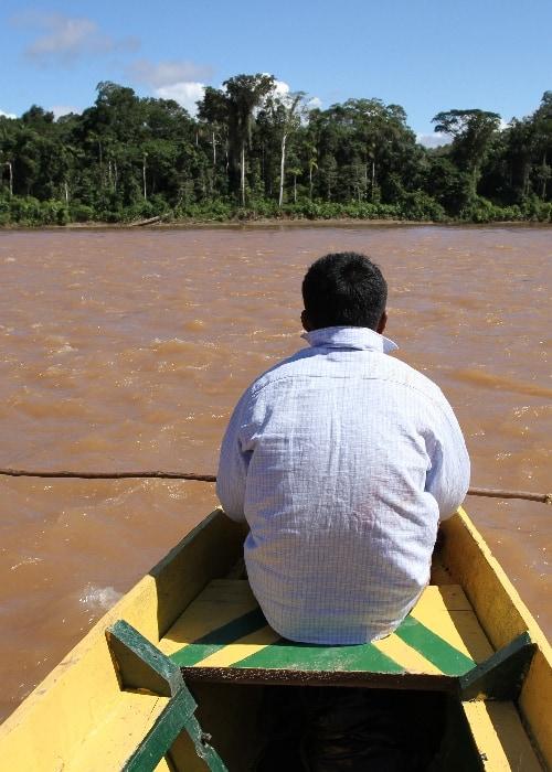 Parcs et réserves de l'est bolivien