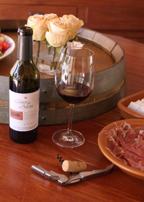 Route des vins boliviens, régions viticoles