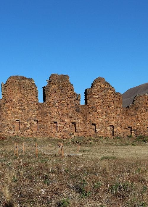 Site archéologique d'Incallajta ACLARAR