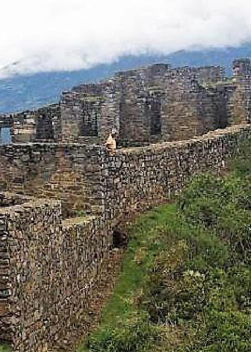 Site archéologique d'Iskanwaya