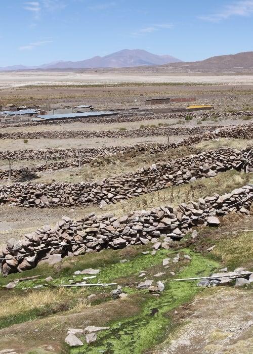 Site archéologique de Pueblo Quemado