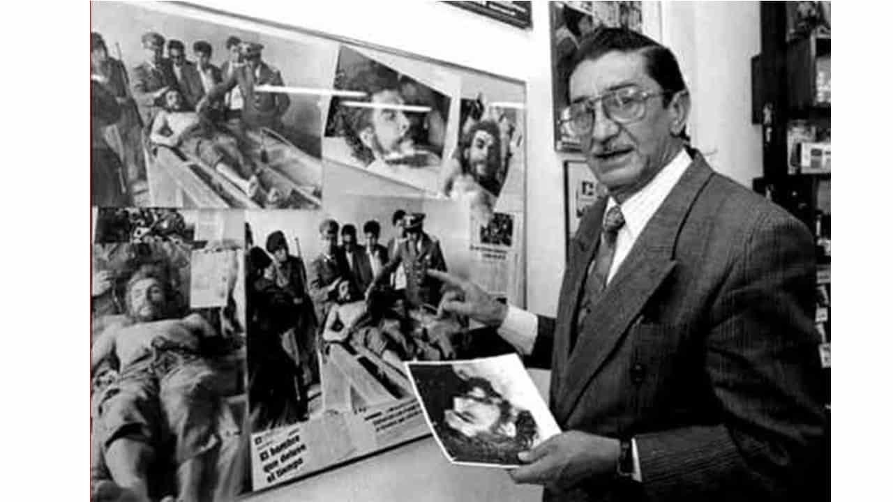 Freddy Alborta, photographe bolivien