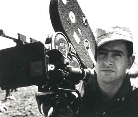 Jorge Ruiz, réalisation cinématographique