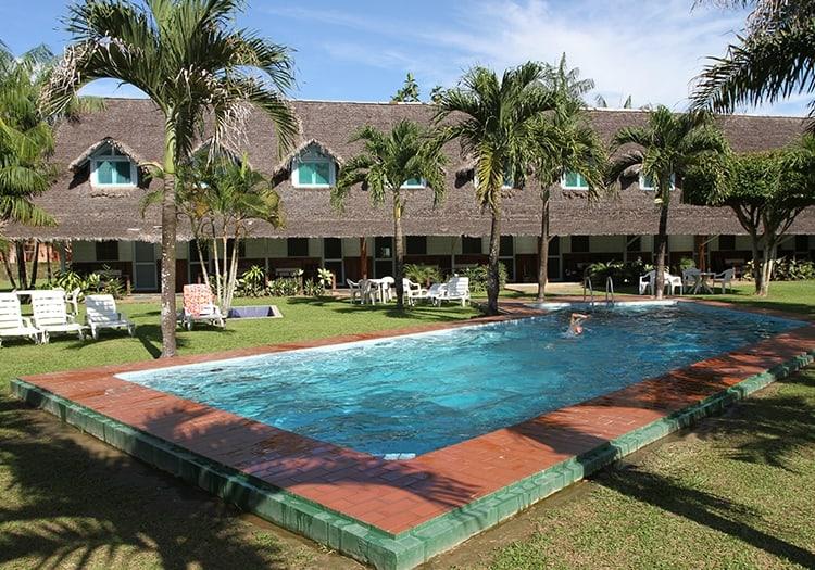 Hôtel Safari, Rurrenabaque