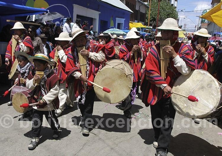 Voyage d'un mois en Bolivie