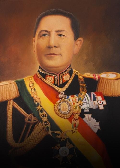 Histoire, le XXe siecle Bolivie