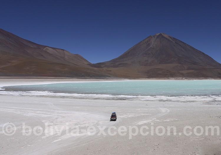 Excursion laguna Verde, Bolivie