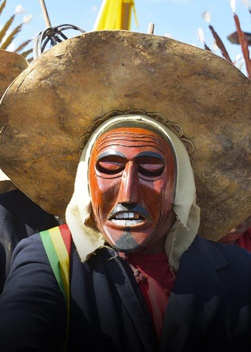 Peuple Moxos Bolivie
