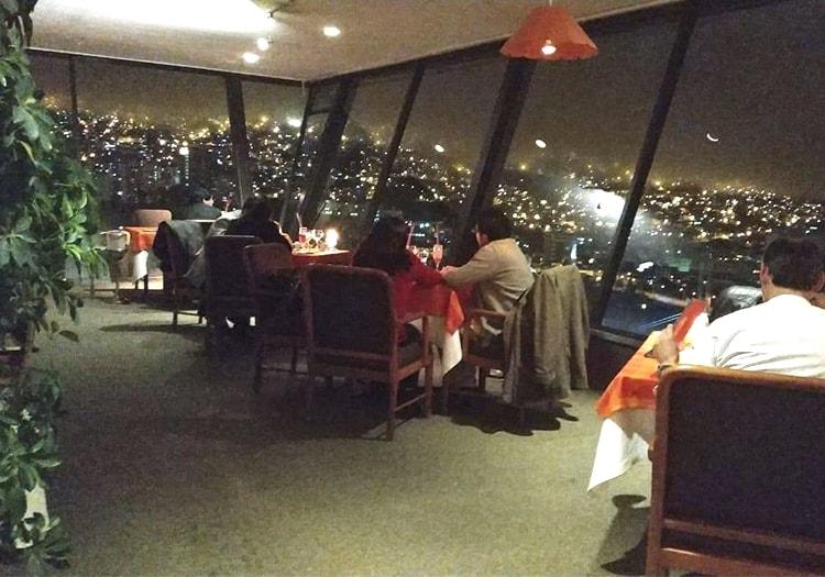 Restaurant Aransaya, La Paz
