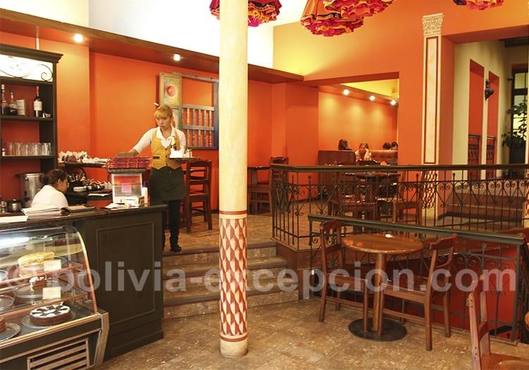 Restaurant Banais, La Paz