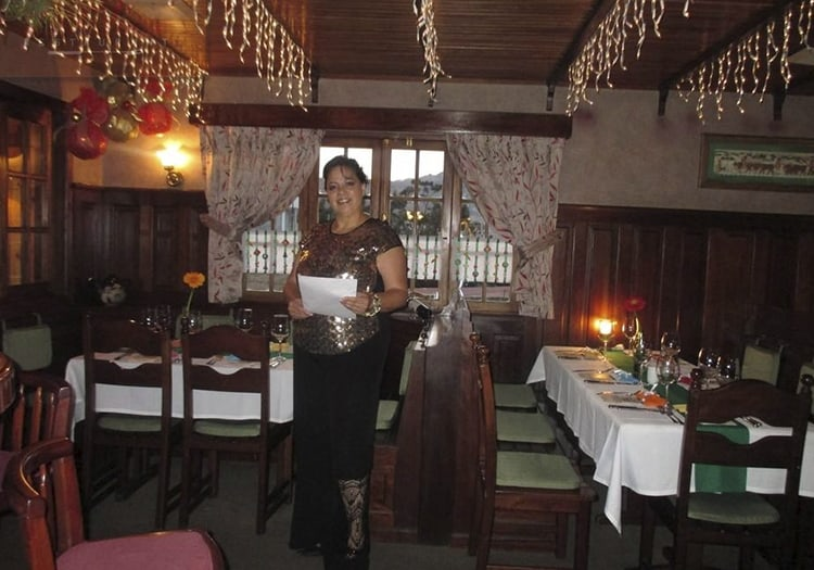 Restaurant La Suisse, La Paz