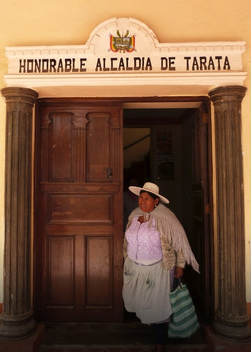 Ultime Bolivie formalite