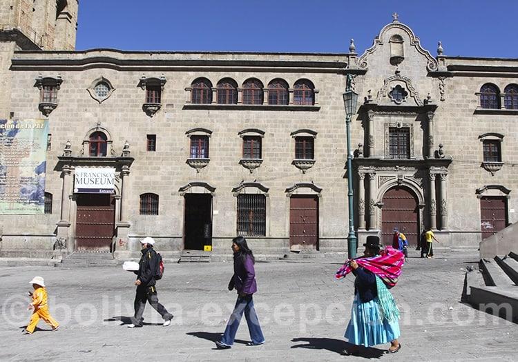 Architecture coloniale en Bolivie