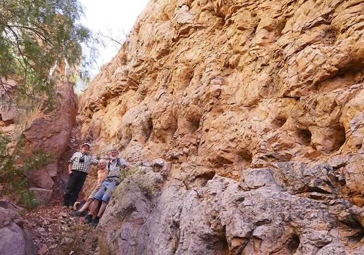 Site paléontologique de Camargo