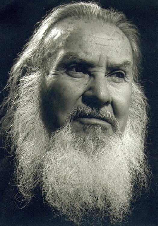 Jorge Carrasco Nuñez del Prado, peintre et sculpteur bolivien