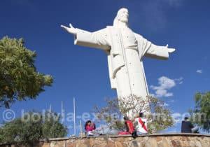 Christ de la Concorde à Cochabamba