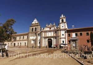Couvent San José de Tarata