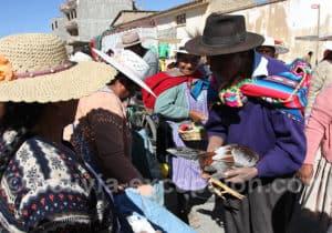 Découverte de Punata, Bolivie