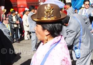Folklore bolivien