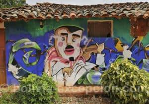 Street art, Santa Cruz de La Sierra
