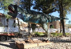 Dinosaure à Torotoro