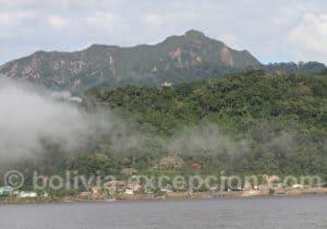 Rurrenabaque, porte d'entrée du parc Madidi