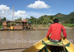 Fleuve Beni, parc Madidi