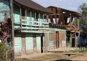 Vieille maison à Rurrenabaque